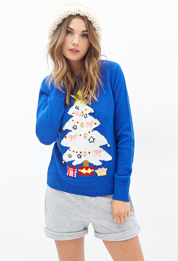 Shop: Christmas Sweaters – The Floral Fedora