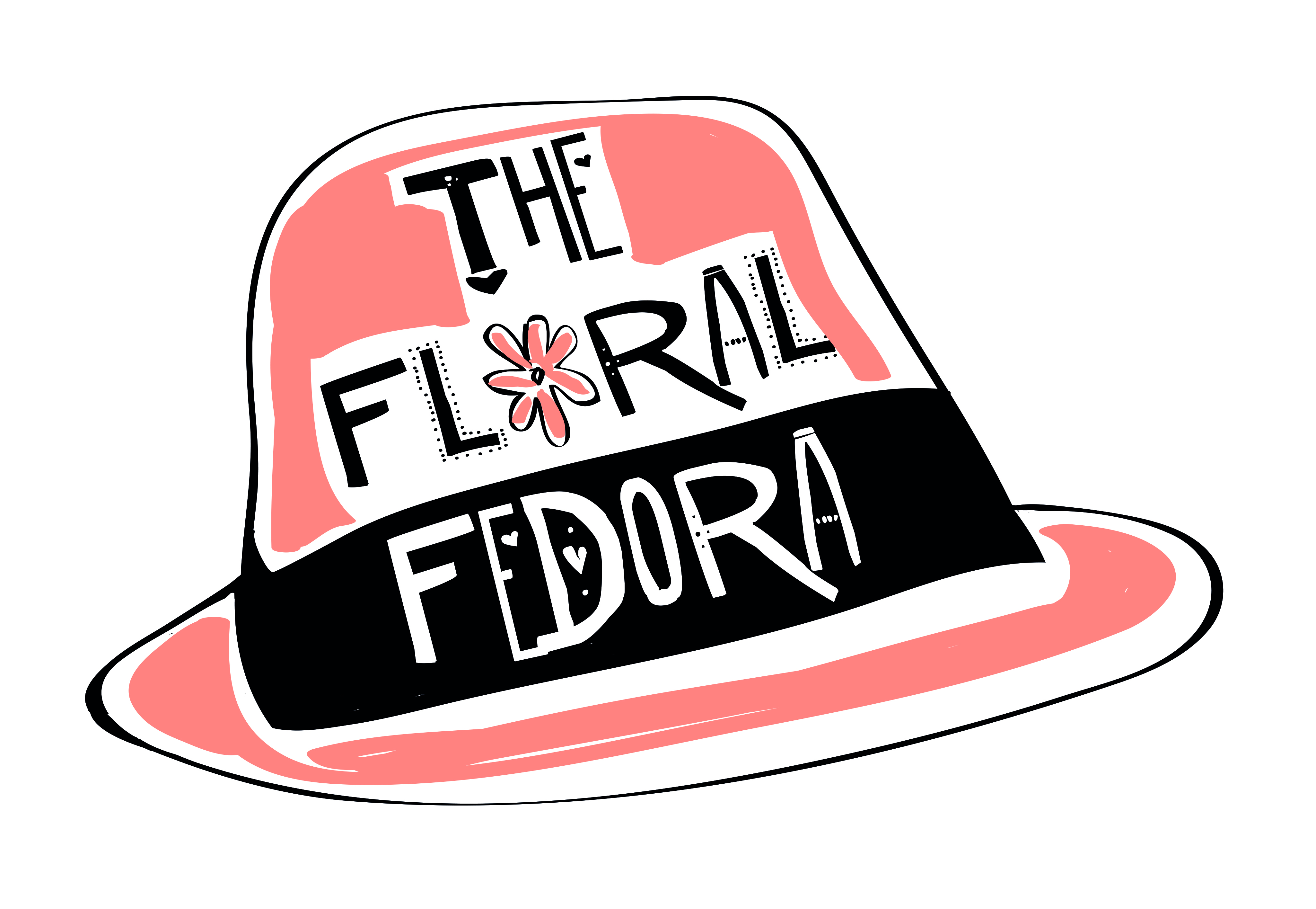 The Floral Fedora – The Ultimate Fashion Destination 12d62470075