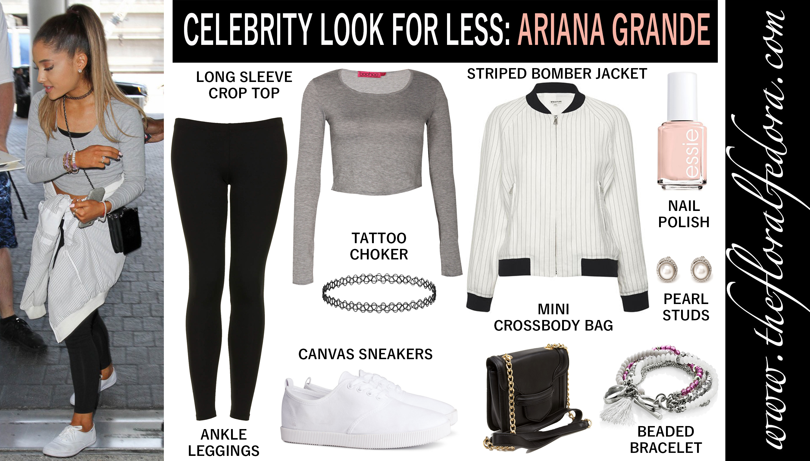 Ariana Grande Clothes 2015